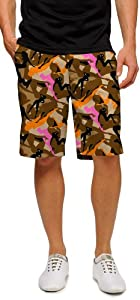 Tango Loudmouth Mens Golf Shorts by Loudmouth Golf
