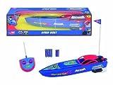 Acquista Dickie 203089554 Batman RC Speed Boat 2 canali 27 + 40 MHz, 34cm- Barca telecomandata, portata 15 metri