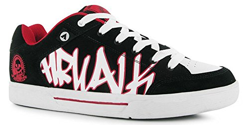 mens-laced-up-graphic-prints-outlaw-skate-shoes-style-10-44-black-red