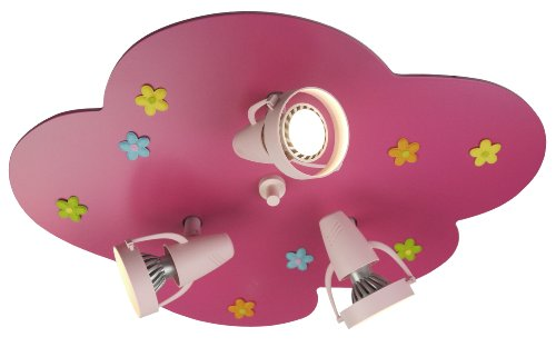 Niermann Standby Ceiling Lamp, Flower Meadow