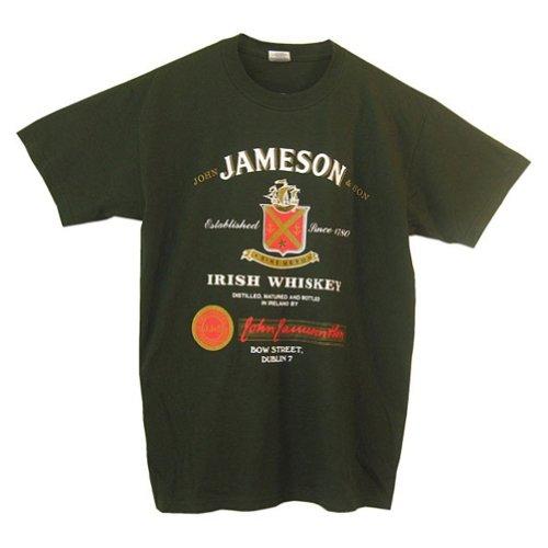 mens-jameson-whiskey-t-shirt-large-green