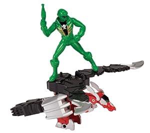 Power Rangers Super Megaforce - Mystic Dragon Zord and Green Ranger