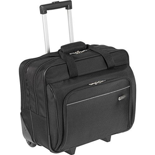 Targus TBR003EU Executive Laptop Roller Bag on wheels fits Laptops 15-16 inch - Black