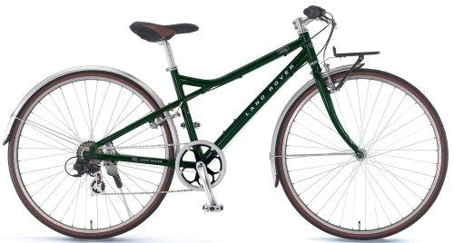 LAND ROVER(ランドローバー) 700C シマノ6段 アルミ製クロスバイク LAND ROVER AL-CRB7006M【2カラー展開】