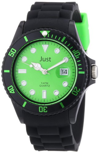 Just Watches 48-S5457BK-GR - Orologio unisex