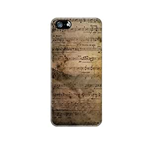 VintageMusicNotes Case For Apple iPhone 5S