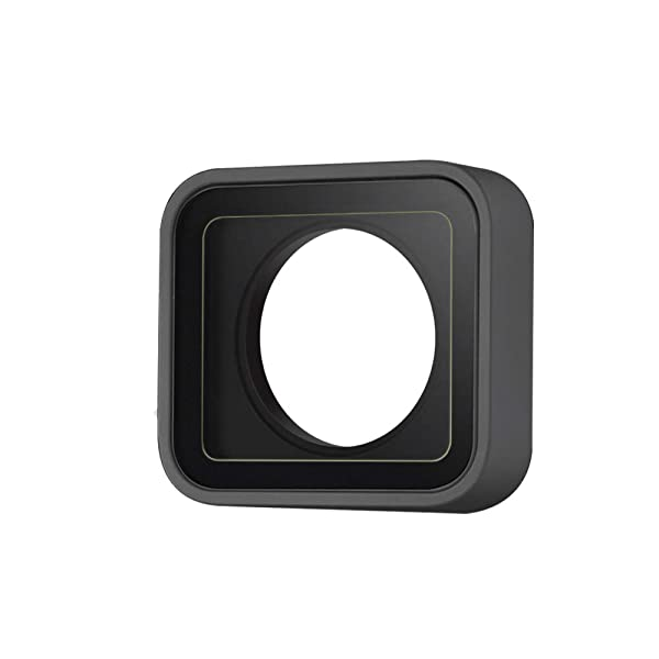 ParaPace Protective Lens Replacement Camera Lens Glass Cover Case for GoPro Hero 7 6 5 Black (Color: Gray(For GoPro Hero 7/6/5 black))