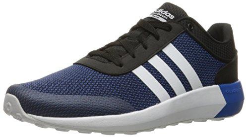 adidas-neo-mens-cloudfoam-race-running-shoe-black-white-satellite-9-m-us