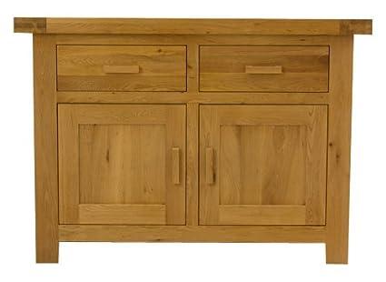 Mark Harris Avignon Medium Sideboard, 120 x 54 x 86 cm, Oak