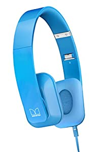 Nokia WH-930 Purity HD Wired On-Ear Stereo Headset by Monster for iPod, iPhone, Smartphone and MP3 - Cyan