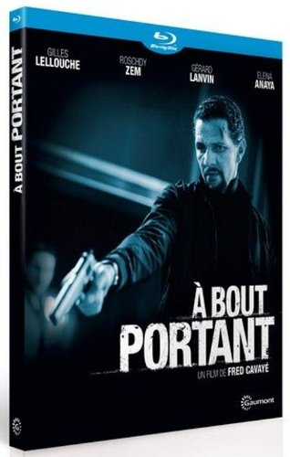 Point Blank (AKA a Bout Portant) (2010) [Blu-ray] [Import]