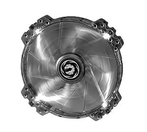 BitFenix BFF-LPRO-20025W-RP Spectre Pro 200mm LED Case Fan, White