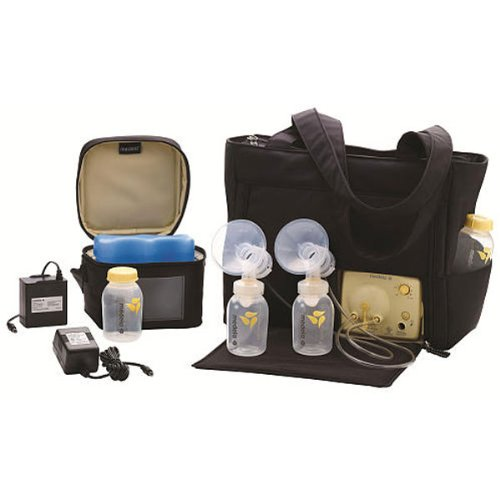 Similar product: Medela Pump in Style Advanced Breast Pump with On the Go Tote