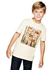 Pure Cotton Adventure T-Shirt