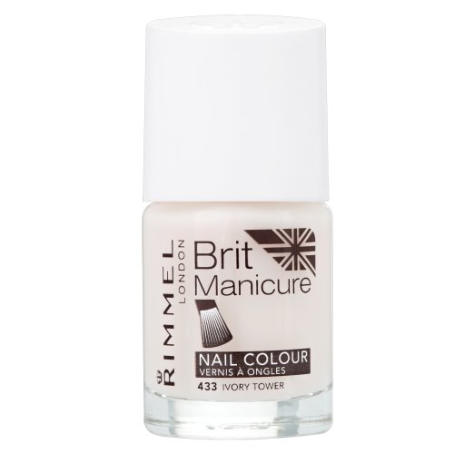 Rimmel - Manicure Brit Ivory Tower 433