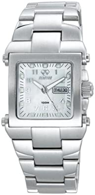 REACTOR Women's 62005 MC2 Mother of Pearl Dial Stainless Steel Watch