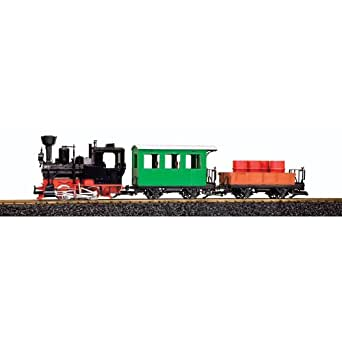 LGB G Scale Starter Set Big Train