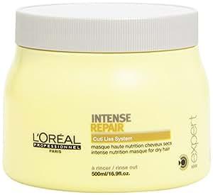L'Oréal Professionnel - Masque Haute Nutrition pour Cheveux Secs - Intense Repair - 500 ml