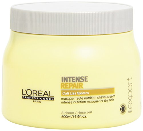 L'Oreal Paris discount duty free L'oreal Intense Repair Masque for Unisex, 16.9 Ounce