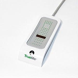 ~Upek Eikon Trueme - Fingerprint reader - USB - External Mac PC Windows -No Software