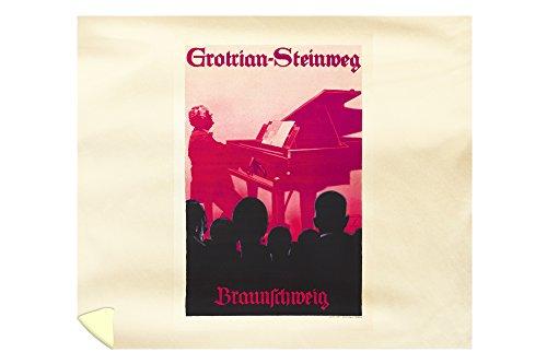 grotrian-steinweg-vintage-poster-artist-holwein-ludwig-germany-c-1934-88x104-king-microfiber-duvet-c