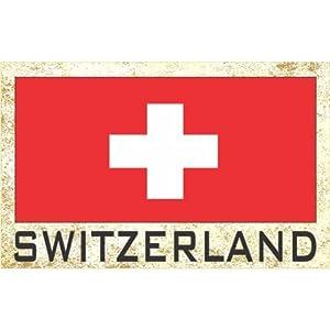 Amazon.com : Switzerland Refrigerator Fridge Magnets - 3 ...