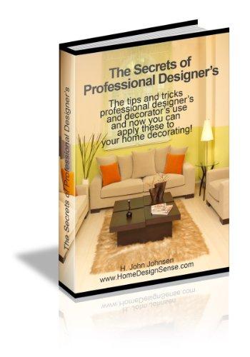 The Secrets of Professional Decorators