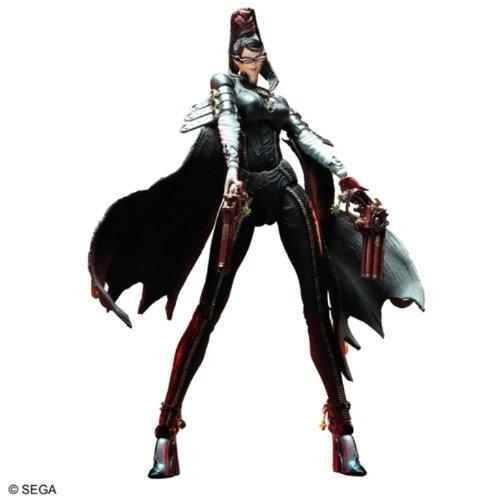 Bayonetta Play Arts Kai Figure: Bayonetta