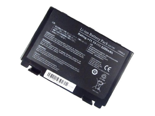 Generic Laptop 6 Apartment Battery for Asus P50IJ P50IJ-X1 P50IJ-X2 P50IJ-X3 F52 F82 F83 A32-F82