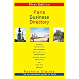 Paris Business Directory: The essential business directory to the city of light