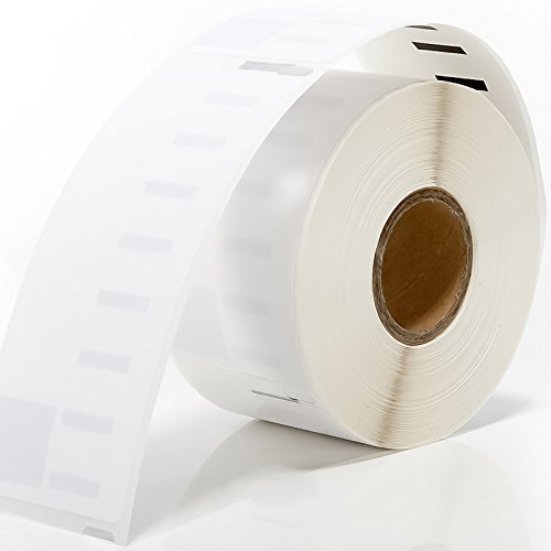 5 Rouleaux de 260 étiquettes dYMO labels-compatible 36 x 89 mm - 99012