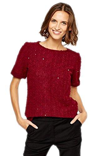 burgundy-bobble-sequin-top