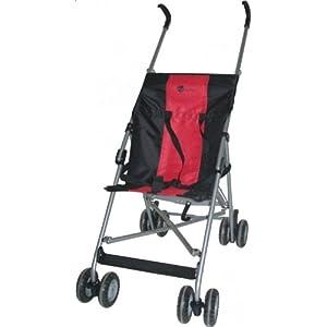 Buggy Modell A201 -Extra leicht- Rot-Schwarz
