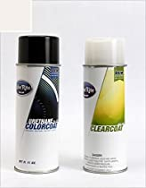 ColorRite Aerosol Lexus SC Automotive Touch-up Paint - White Gold Crystal Pearl Tricoat 065 - All-Inclusive Package