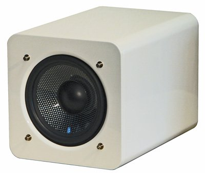 Pure Acoustics aktiver Kompakt-Subwoofer