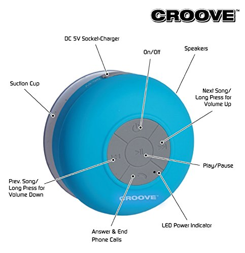 Croove-Shower-Wireless-Speaker