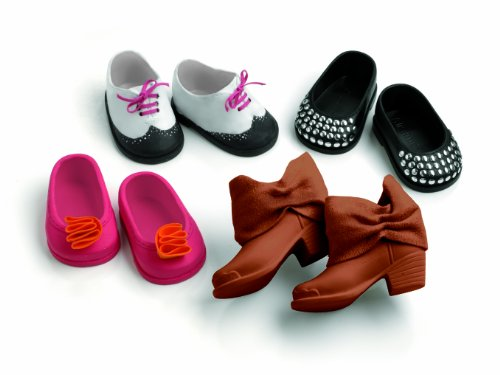"Madame Alexander Pretty Feet Shoe Pack 18"" Doll, Favorite Friends Collection front-639323"