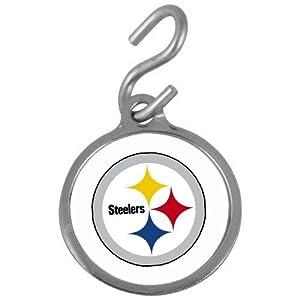 NFL Pittsburgh Steelers Pet ID Tag