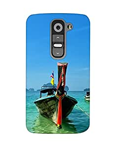 Mobifry Back case cover for LG G2 mini Mobile (Printed design)
