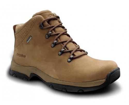 BRASHER Segula GTX Ladies Shoes, Brown, UK6