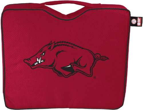 NCAA Arkansas Razorbacks Bleacher Cushion (Coleman Bleacher Seats With Backs compare prices)