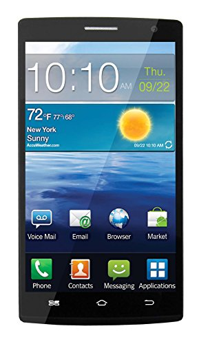 "Gowin 5"" Quad Core High Performance Smart Phone-Black"