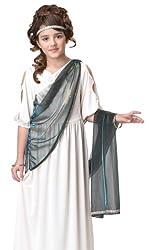 California Costumes Roman Princess Child Costume by California Costumes