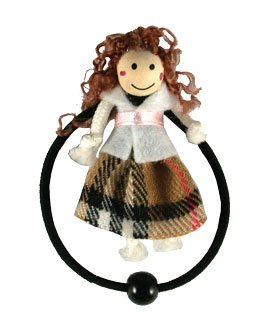 Smoothies Doll Pony-O Plaid Skirt 01215