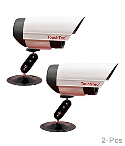 TouchTec 800TVL 36LED 3.6mm Lens (2Pcs) Bullet Camera