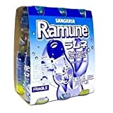 Ramune Original Sangaria Japanese Soda - (6) Six Pack