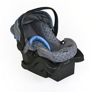 Safety 1st onBoard 35 Infant Car Seat, Orion Blue