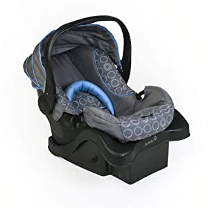Safety 1st onBoard 35 Infant Car Seat, Orion Blue