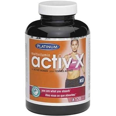 Platinum Multi Vitamin Activ-x Women