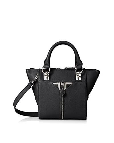 Danielle Nicole Women's Alexa Mini Cross-Body, Black